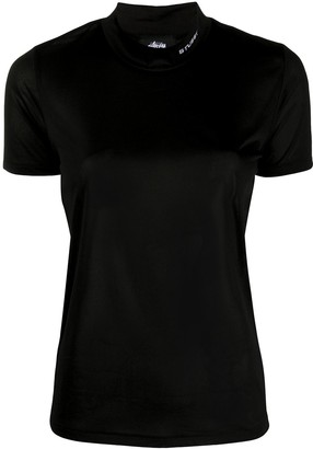 Stussy short-sleeve fitted T-shirt