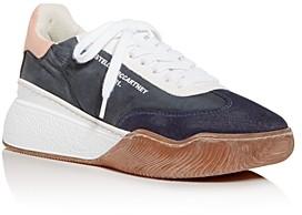 Stella McCartney Women's Wedge Low-Top Sneakers