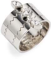 Vita Fede Women's Jigsaw Marquise Ring