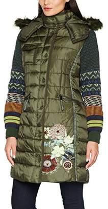 Desigual Women's ABRIG_MICHELLE Coat,10