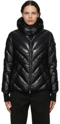 Moncler Black Down Brouel Jacket
