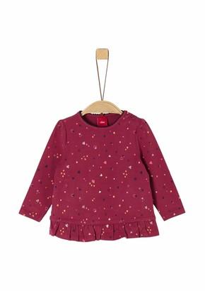 S'Oliver Baby Girls' 65.909.31.8902 T-Shirt