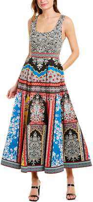 Alice + Olivia Arya A-Line Dress