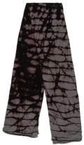 Raquel Allegra Tie-Dye Convertible Scarf w/ Tags