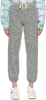 John Elliott Grey Cotton-Mix Lounge Pants