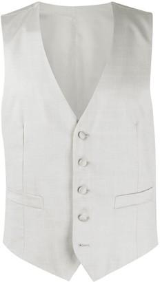 Dell'oglio Single Breasted Waistcoat