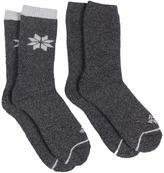 Columbia Womlumbia 2 Pair Socks