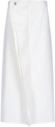 MM6 MAISON MARGIELA Front Split Skirt