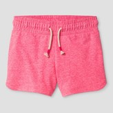 Cat & Jack Girls' Knit Pull On Shorts Cat & Jack