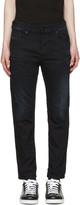 Diesel Black Jiffrey Jeans