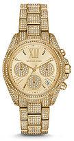 Michael Kors Mini Bradshaw Chronograph & Date Bracelet Watch