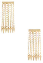 BCBGMAXAZRIA Spike Chain Ear Crawlers