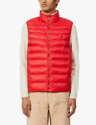 Polo Ralph Lauren Quilted-down shell gilet