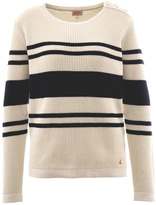 Armor Lux Marine Striped Sweater