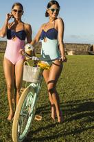 Shabby Apple Bonaire Swimsuit - Blue