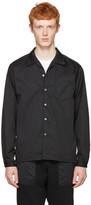 Nanamica Black Wind Shirt