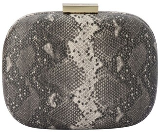 Olga Berg OB7448 Payton Hardcase Clutch Bag