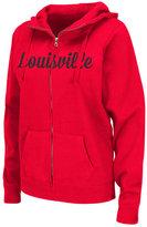 Colosseum Women's Louisville Cardinals Aurora Full-Zip Hoodie