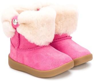 Ugg Kids Round Toe Boots