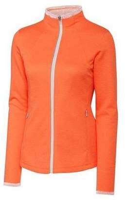 Cutter & Buck Women's Longsleeve Brisk Full Zip Jacket
