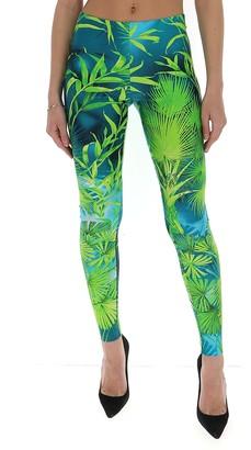 Versace Jungle Print Leggings