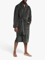 John Lewis & Partners Sheared Fleece Robe