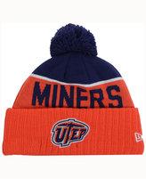 New Era UTEP Miners Sport Knit Hat