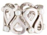 Chopard Pushkin 18K Pearl Ring