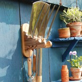 Graham and Green Wooden Tool Hanger
