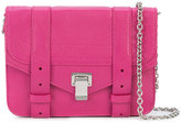 Proenza Schouler PS1+ mini crossbody - women - Leather - One Size