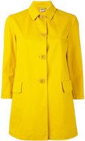 Aspesi button-up coat - women - Cotton - 40