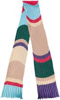 Missoni colourblock scarf