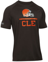 Under Armour Men's Cleveland Browns Lockup Tech T-Shirt