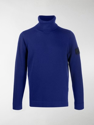 Stone Island Shadow Project Turtle Neck Jumper
