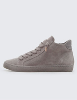 Dolce Vita High Suede Sneaker