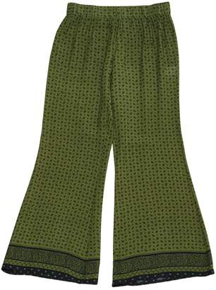 Bel Air Other Viscose Trousers