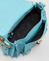 Proenza Schouler PS1 Shoulder Pouch Bag, Lagoon
