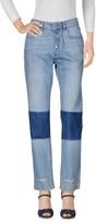 Anine Bing Denim pants - Item 42610516