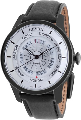 Gevril Women's Columbus Circle Automatic Watch, 45mm
