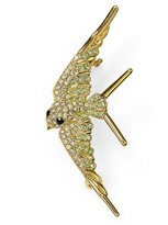 Nadri Pavé Swallow Pin
