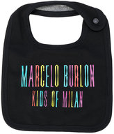 Marcelo Burlon County Of Milan Kids - kds of milan bib - kids - Cotton/Spandex/Elastane - One Size