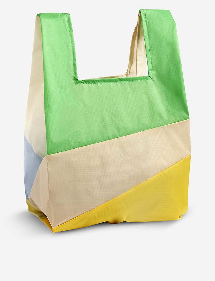 Caribbean Bag Turquoise and Pantone Venus Cats Tote Bag Yoga bag Beautiful Auspicious Tote bag Colorful Coral Reef Tote bag Lounge Bag