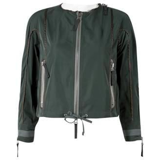 Dries Van Noten Khaki Polyester Jackets