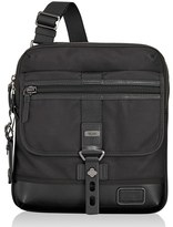 Tumi Men's 'Alpha Bravo - Annapolis' Crossbody Commuter Bag - Black