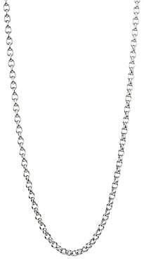 Tamara Comolli Women's 18K White Gold Belcher-Link Long Chain Necklace