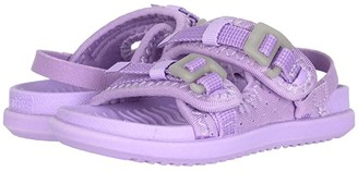 Native Davis (Toddler) (Lavender Purple) Girl's Shoes