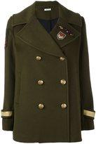 P.A.R.O.S.H. 'Lusi' military jacket