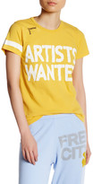 Freecity Free City Artists Wanted Crew Neck Tee