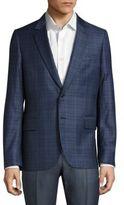Paul Smith Soho-Fit Plaid Jacket