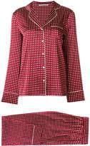 Stella McCartney polka dot pyjama set